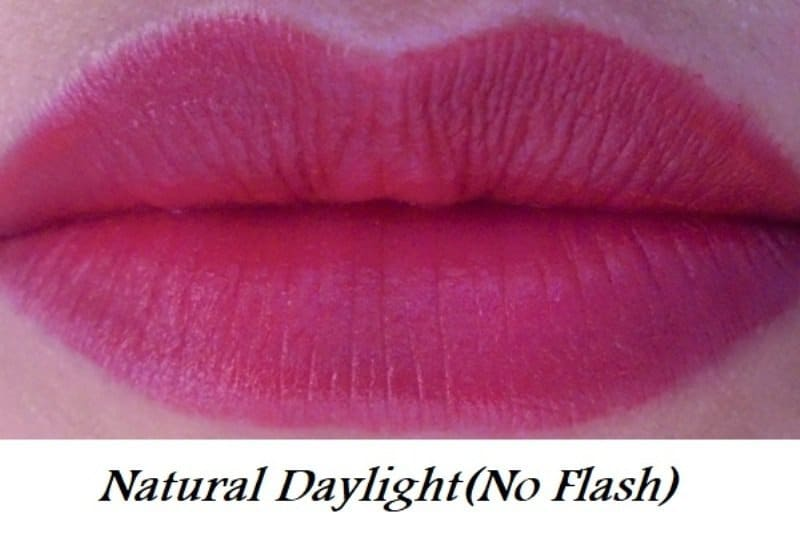 Maybelline Red Lipstick Cosmopolitan Red 5