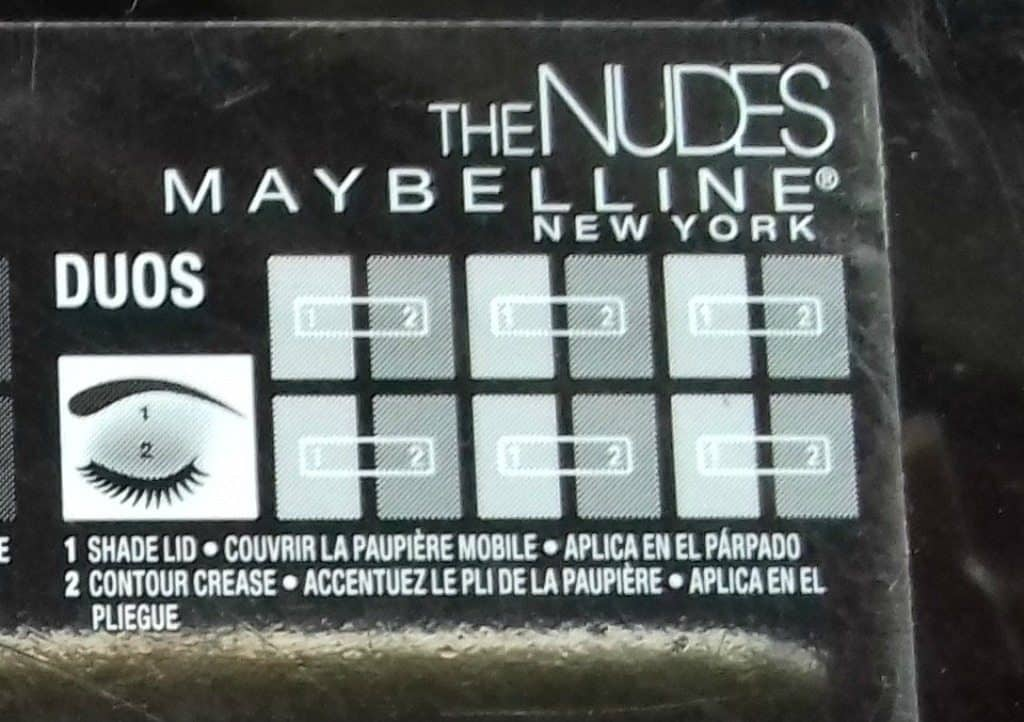 Maybelline the Nudes Palette Review 8