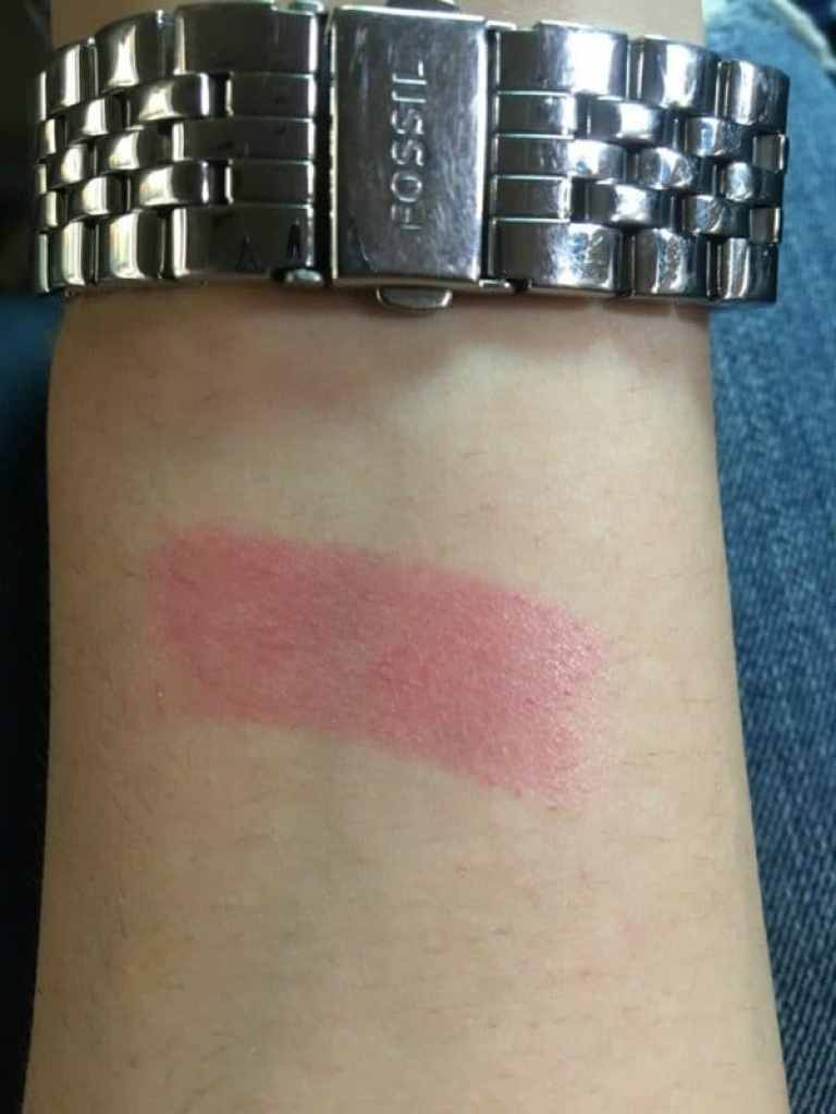 Miss Claire Butter Lip Balm Lady Fingers Review 3