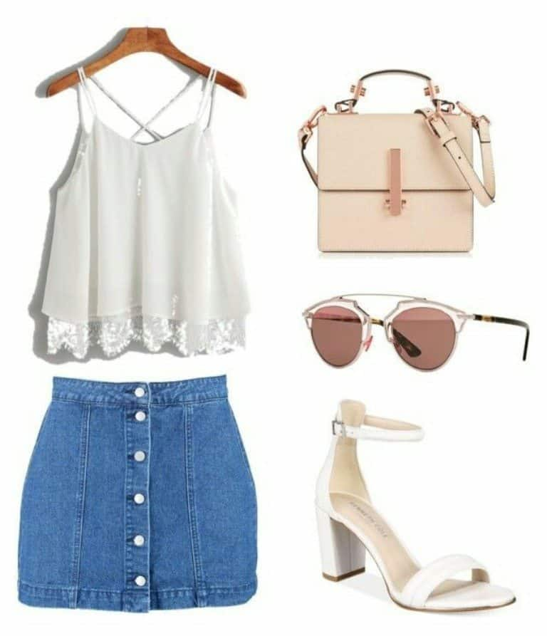Must have DENIM Pieces This Summer 4