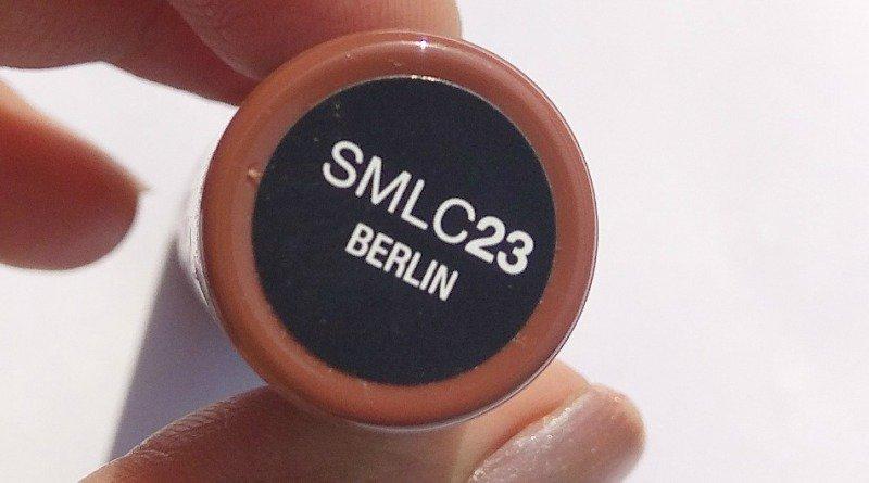 NYX Berlin Soft Matte Lip Cream 1