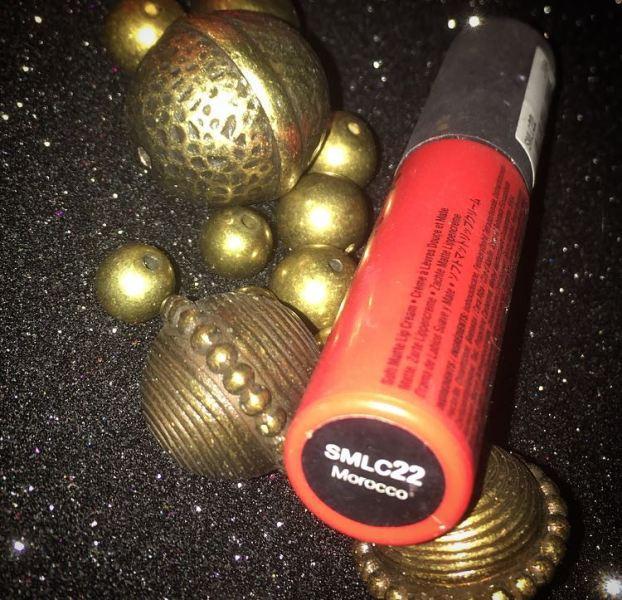 NYX Morocco Soft Matte Lip Cream Review 2