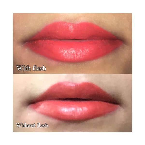 NYX Morocco Soft Matte Lip Cream Review 4