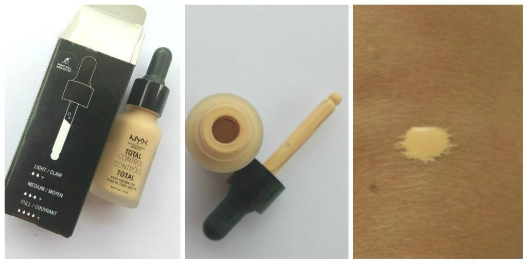 NYX Total Control Drop FoundationNYX Total Control Drop Foundation