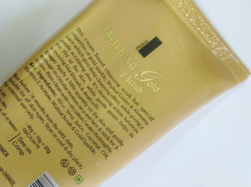 Nature's Gold Facial Kit 1
