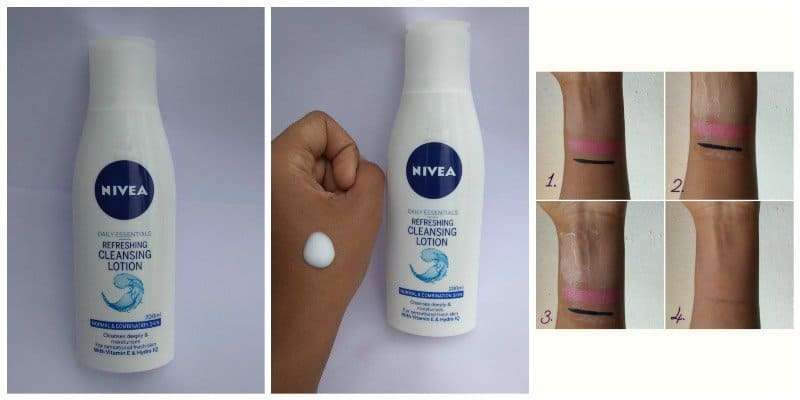 Nivea Daily Essential Refreshing Cleansing Lotion