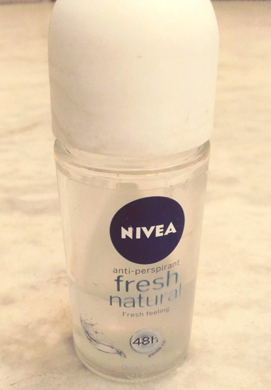 Nivea Fresh Natural Anti Perspirant Roll-On Deodorant Review