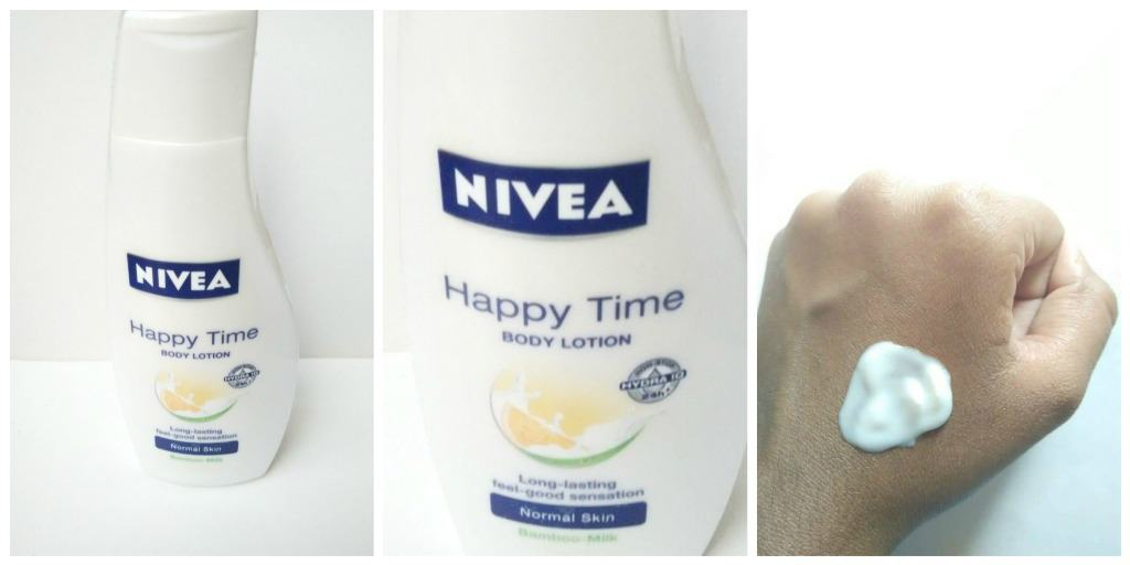 Nivea Happy Time Body Lotion Review