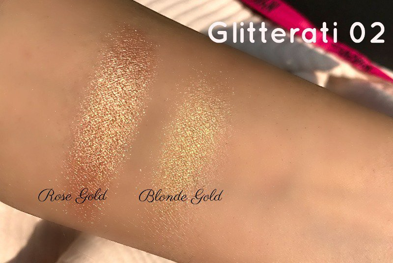 Nykaa Glow Getter Highlighting & Illuminating Duo Glitterati 02