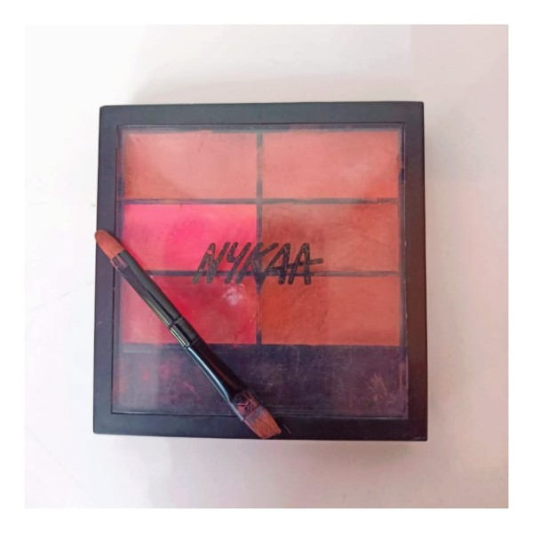 Nykaa Sealed with Kiss Lip Palette