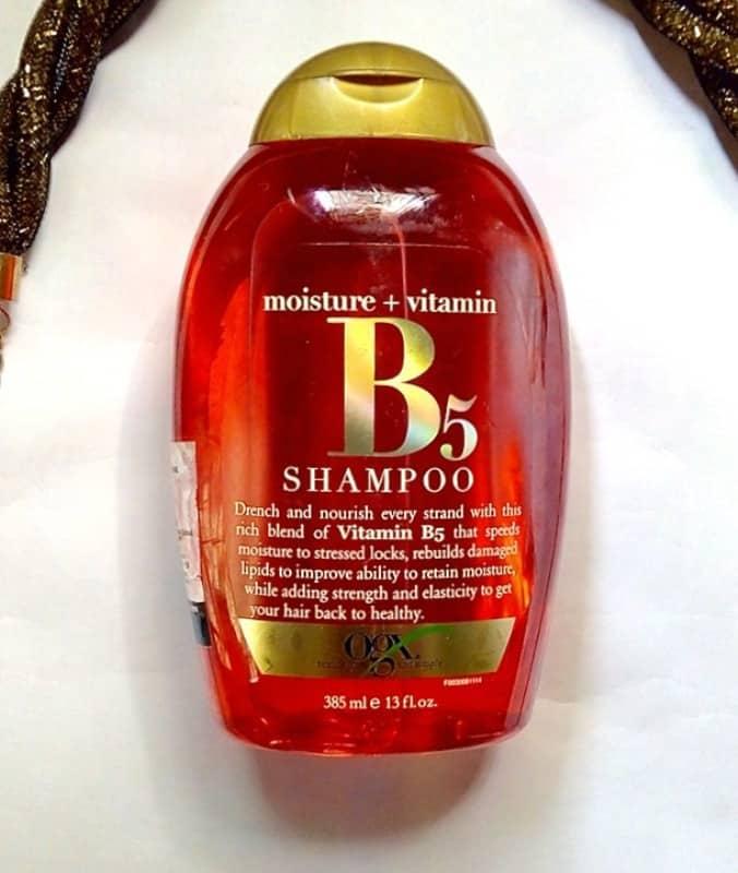 Ogx Moisture + Vit B 5 Shampoo
