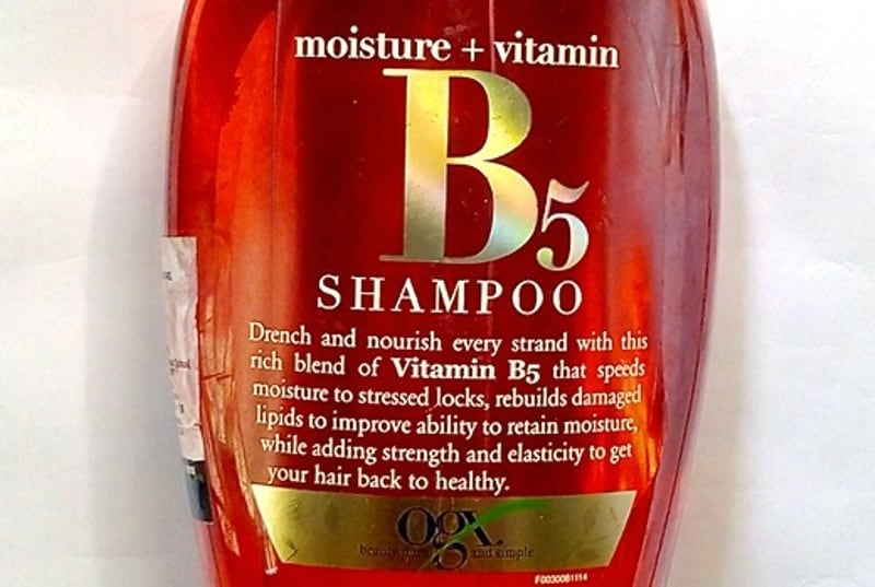 Ogx Moisture + Vit B 5 Shampoo 2