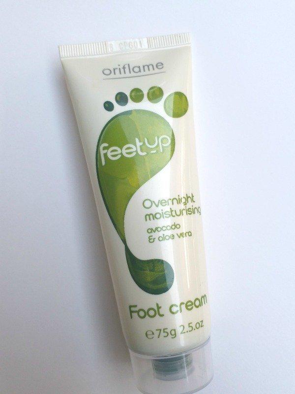 Oriflame FeetUp Foot Cream