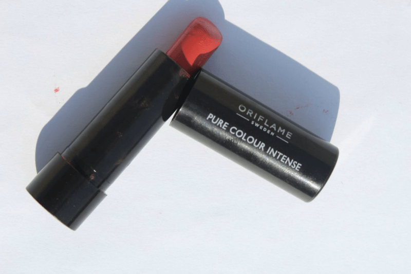 Oriflame Pure Colour Intense Rusty Red 1