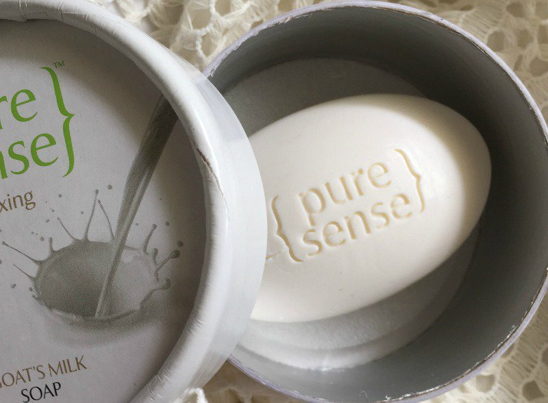 PureSense Goat's Milk Soap 2
