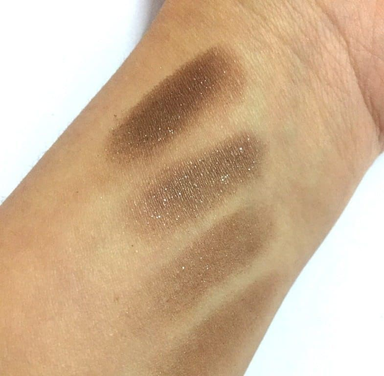 Sephora Glitter Eye Shadow Choco Excess No. 87 Review 1