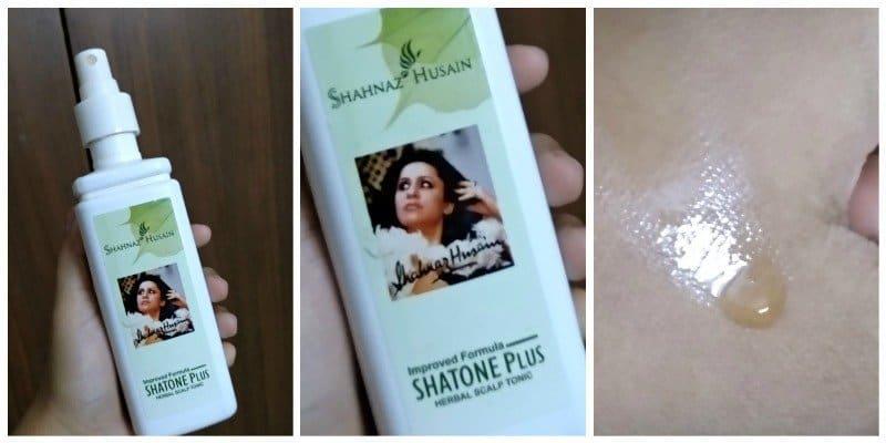 Shahnaz Hussain Shatone Plus Herbal Scalp Tonic