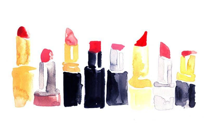 What Does Your Lipstick Shape Say About You