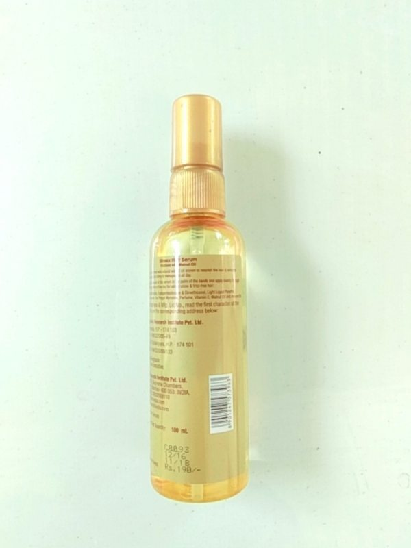 Streax Hair Serum with Walnut Oil 4