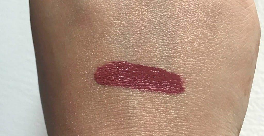 Sugar Smudge Me Not Liquid Lipstick Tan Fan 03 Review 3