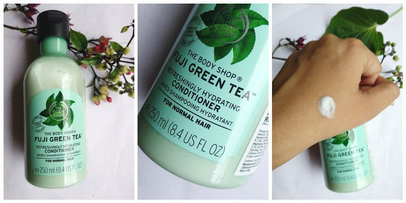 The Body Shop Fuji Green Tea Conditioner