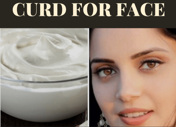 Curd for Face