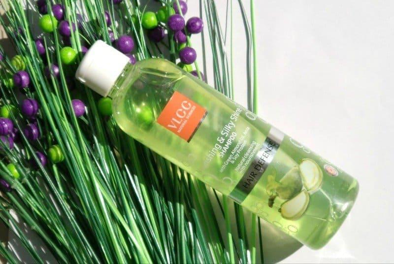 VLCC Nourishing And Silky Shine Shampoo