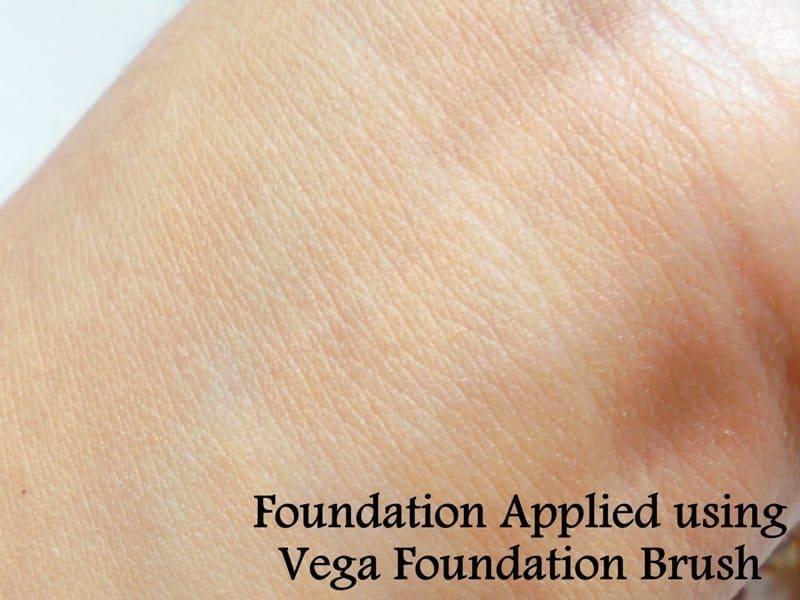 Vega Foundation Brush  5