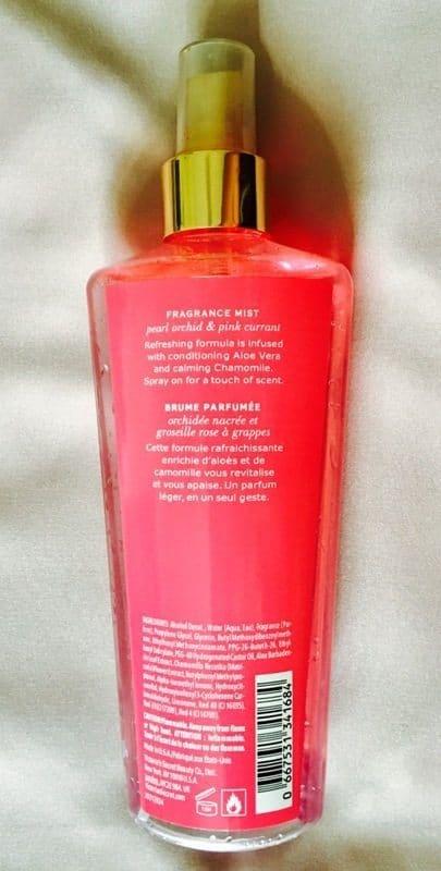 Victoria's Secret Pure Daydream Body Mist Review 1