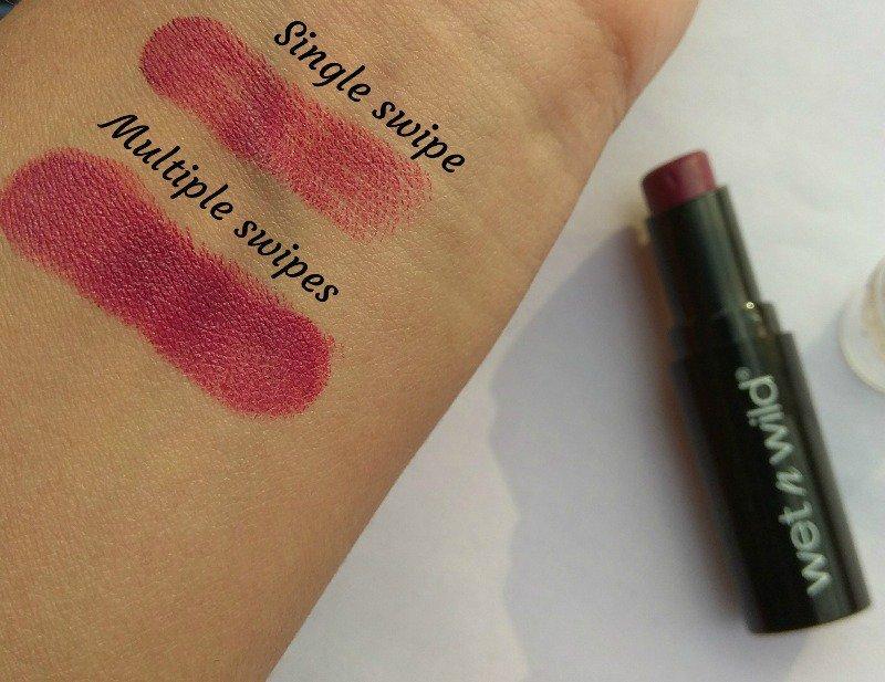 Wet n Wild MegaLast Lip Color Sugar Plum Fairy 1
