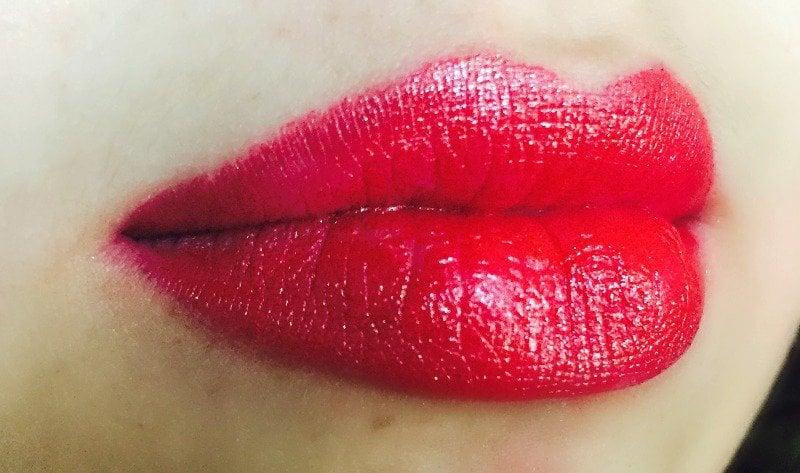 Wet n Wild Silk Finish Lipstick Cherry Frost  3