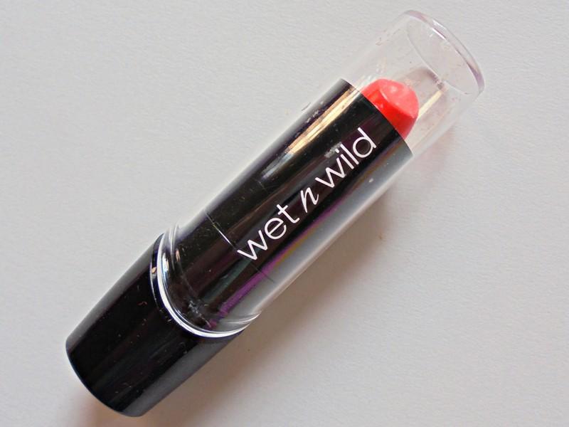 Wet n Wild Silk Finish Lipstick What's Up, Doc