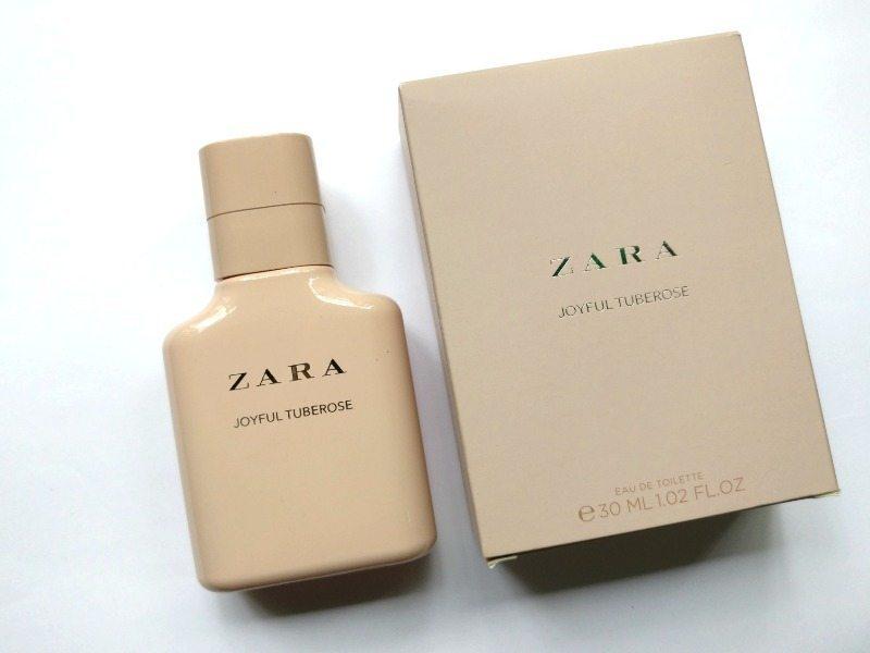 Zara Joyful Tuberose Review 3