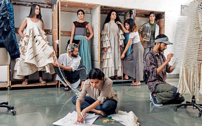 Which are the Top Fashion Schools in India?