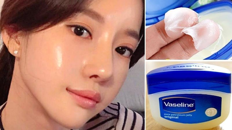 The Vaseline Hack for Glowing Skin
