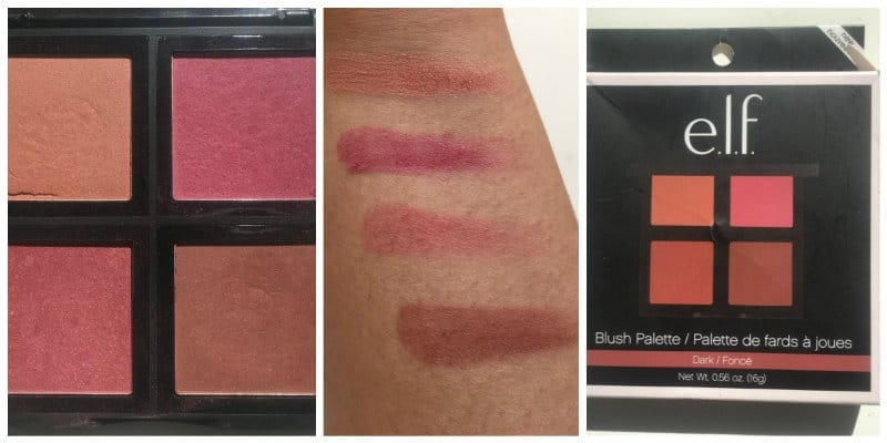 e.l.f Blush Palette Dark