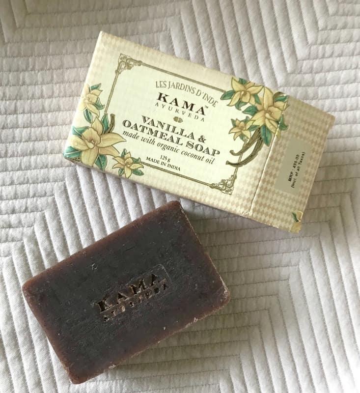 Kama Ayurveda Vanilla Oatmeal Soap