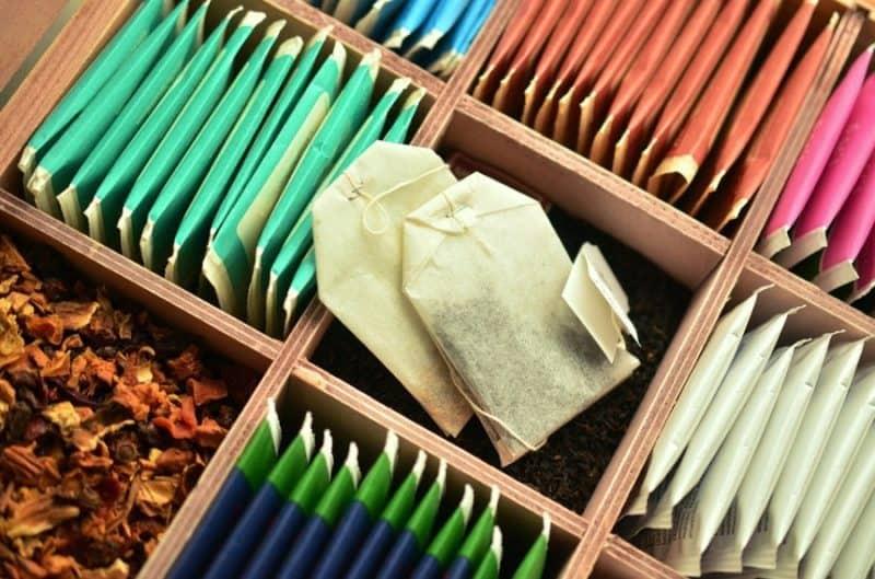 old tea bags 1