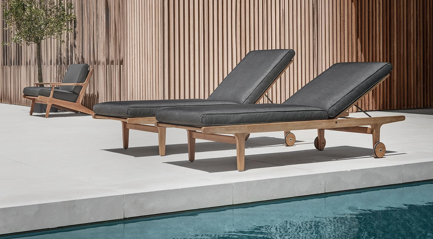 bay collection modern luxury outdoor