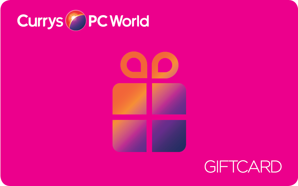 WIN a £50 Currys/PC World Gift Card