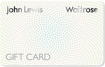 Win £25 John Lewis / Waitrose Gift Card