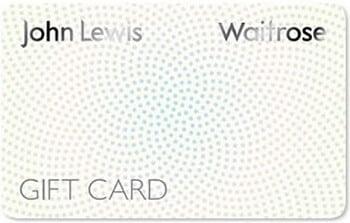 Win £25 John Lewis / Waitrose Gift Card