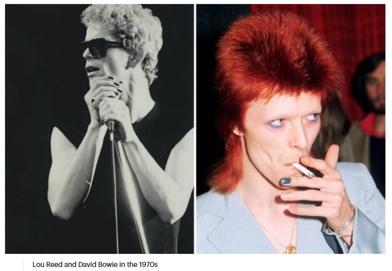 lou reed bowie