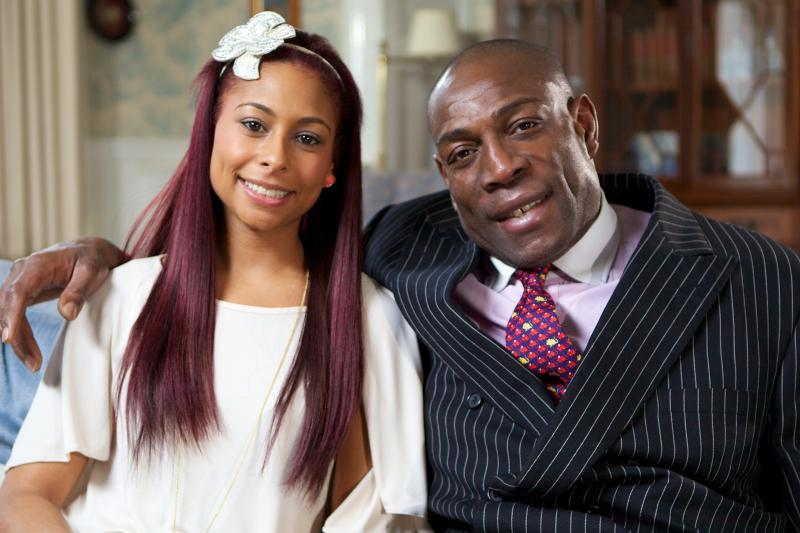 FIGHTING BACK WITH THE FRANK BRUNO FOUNDATION