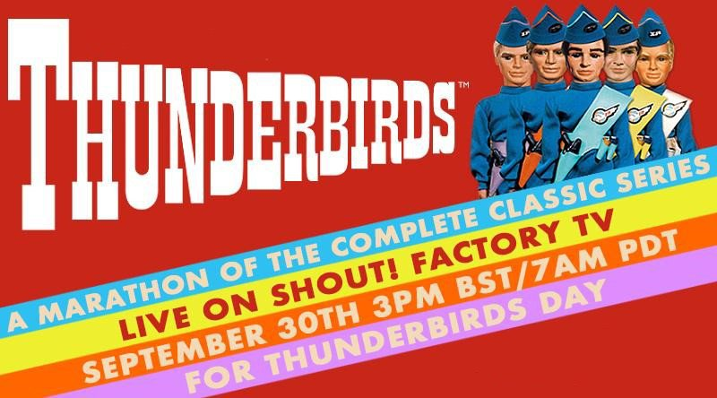CELEBRATE THUNDERBIRDS DAY WITH A 34-HOUR MARATHON