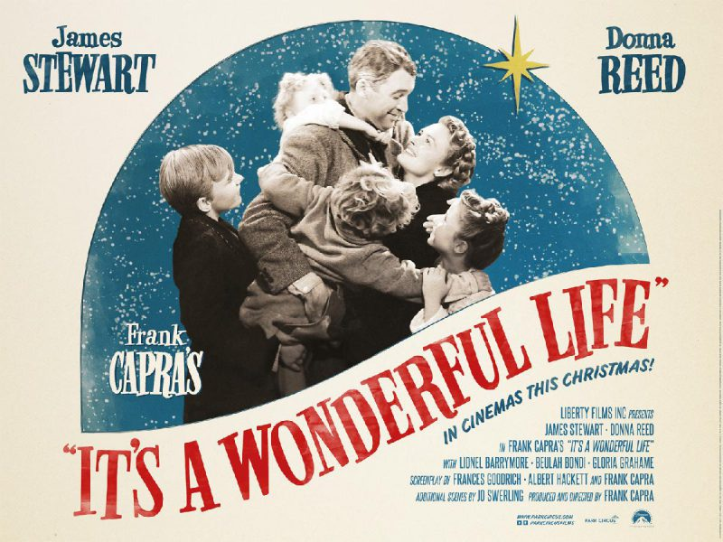 IT'S A WONDERFUL LIFE – DO YOU BELIEVE IN ANGELS?