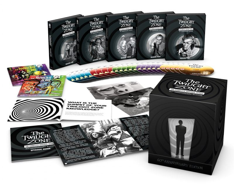 2019 marks the 60th Anniversary celebration of The Original Twilight Zone Series