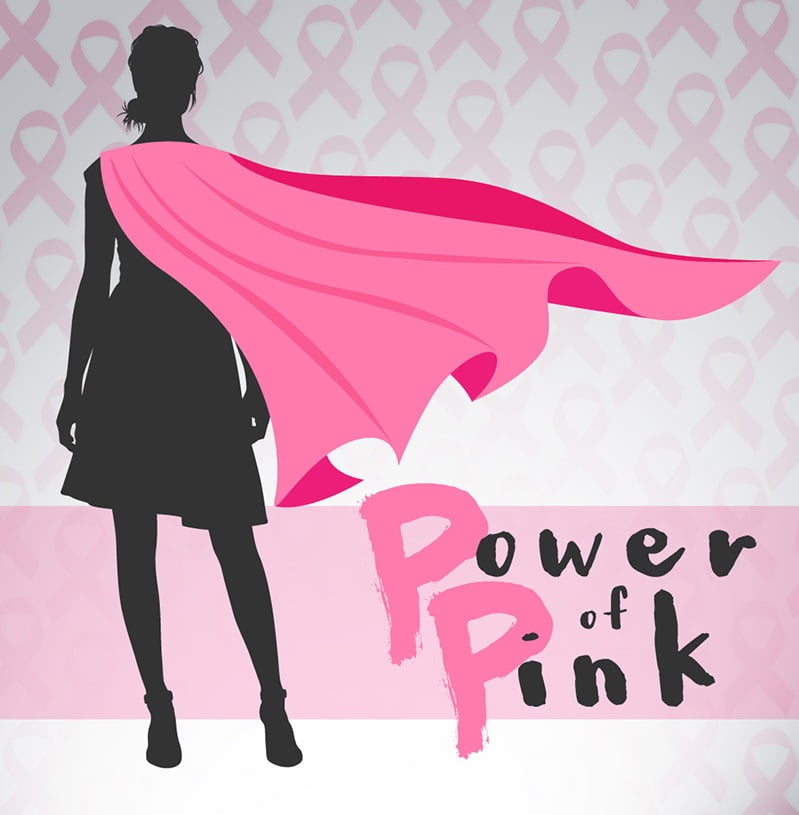 THE POWER OF PINK – THE COLOUR OF THE SEASON