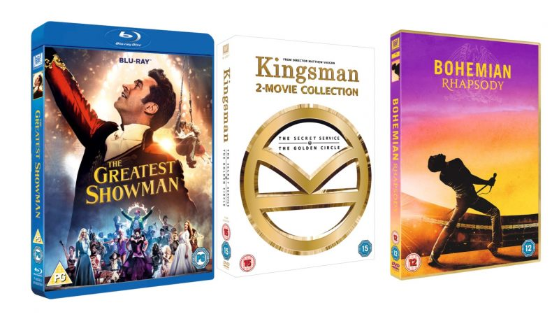 Cosy up for Christmas with these spectacular DVD releases the perfect xmas gift