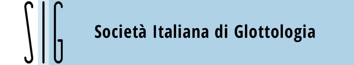 Risultati immagini per sig società italiana di Glottologia